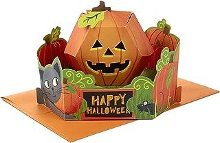 Hallmark Paper Wonder Pop Up Halloween Card (Spooky House)