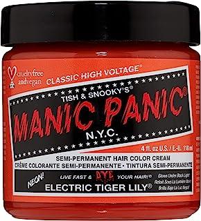 Manic Panic Semi-Permanent Color Cream - ELECTRIC TIGER LILY