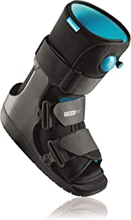 Ossur Formfit Walker with Air - Medical Grade Immobilization for Strains, Sprains & Stable Fractures with Patented Pneumatic Technology to Decrease Pain & Swelling (Low Top, X-Small)