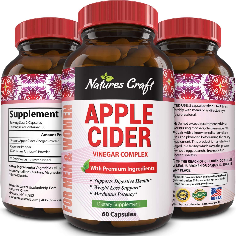 Apple Cider Vinegar Pills Weight