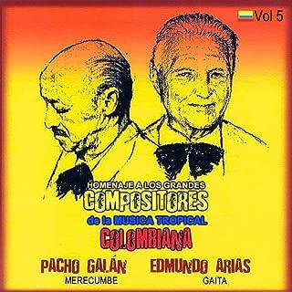 Homenaje a Los Grandes Compositores de la Música Tropical Colombiana Volume 5