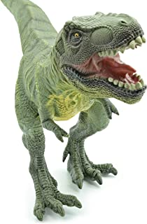 T-Rex Toy Dinosaur Action Play Figure | Realistic 13 Inch Large Dinosaur Toys for 4+ Year Old Boys Girls Kids | 6/9 Dino Toy Figurines to Collect