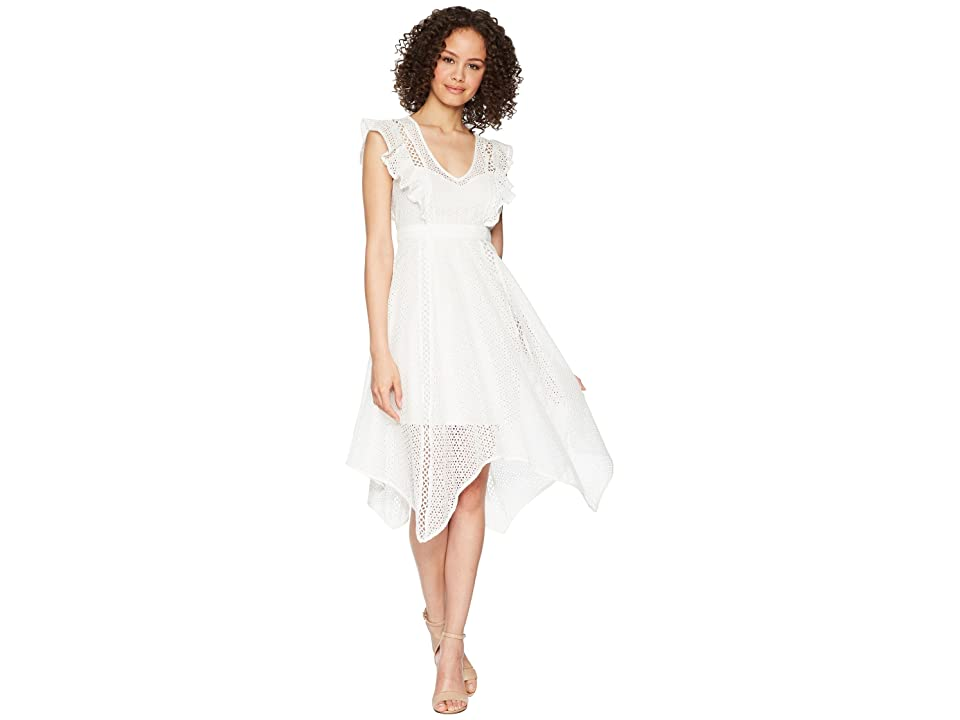 Bardot Elias Lace Dress (Ivory) Women