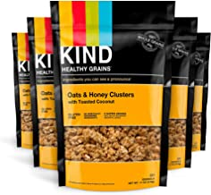 Best honey clusters of oats Reviews
