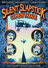Silent Slapstick Comedy Parade: (Air Pockets / Don't Butt In! / Grab the Ghost / The Daredevil)