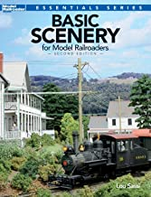 model railroad scenery books