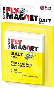 Safer Brand Victor M383 MagnetBait 3-Pk