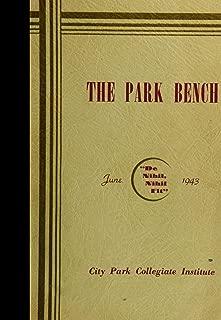 (Reprint) 1943 Yearbook: City Park Collegiate Institute, Saskatoon, Saskatchewan
