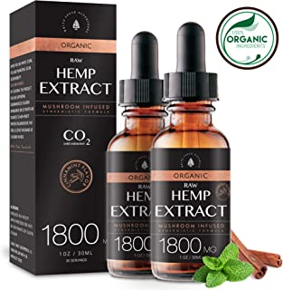 organic hemp extract full spectrum