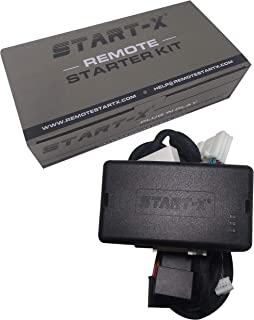 Start-X Plug N Play Remote Start Starter for Toyota Highlander 2014-2019, C-HR 2018-2019, Land Cruiser 2016-2018 || Push to Start Only || Lock 3X to Remote Start
