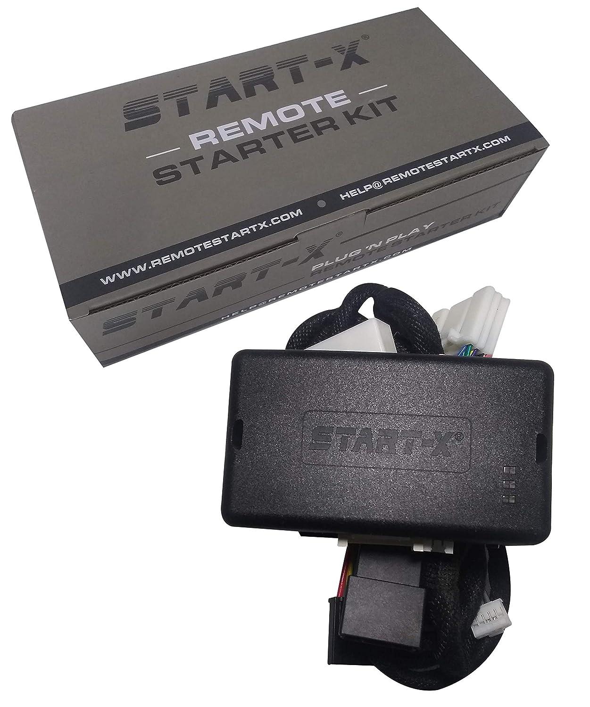 Start-X Plug N Play Remote Start for Highlander 70% OFF Outlet Starter unisex 2014-201