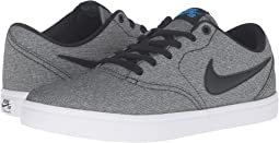 quality design 6fece 5a96e Black Photo Blue White. 1228. Nike SB. Check Solar Canvas