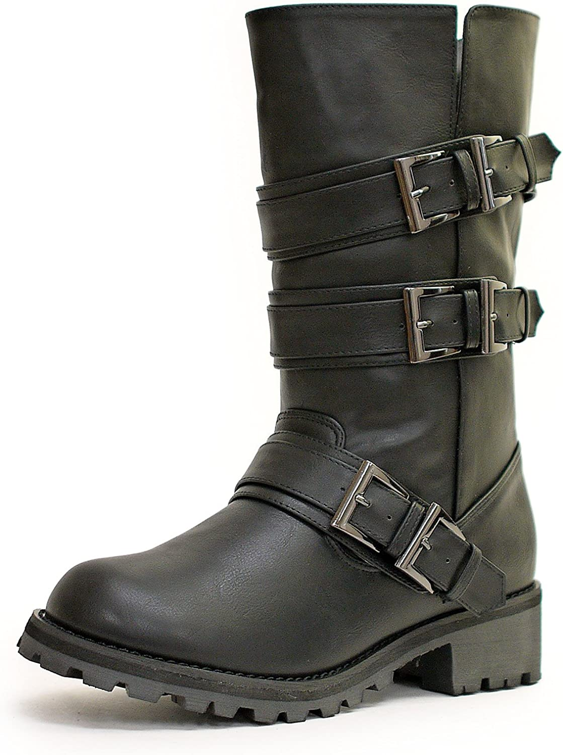 Antelope Military Boot Women's Middle Boot Engineer Boot
