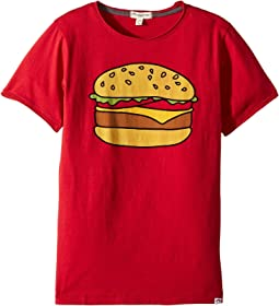 Hamburger Graphic Tee (Toddler/Little Kids/Big Kids)