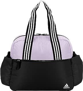 adidas Women's Sport To Street Tote Bag, Purple Tint/Black, ONE SIZE