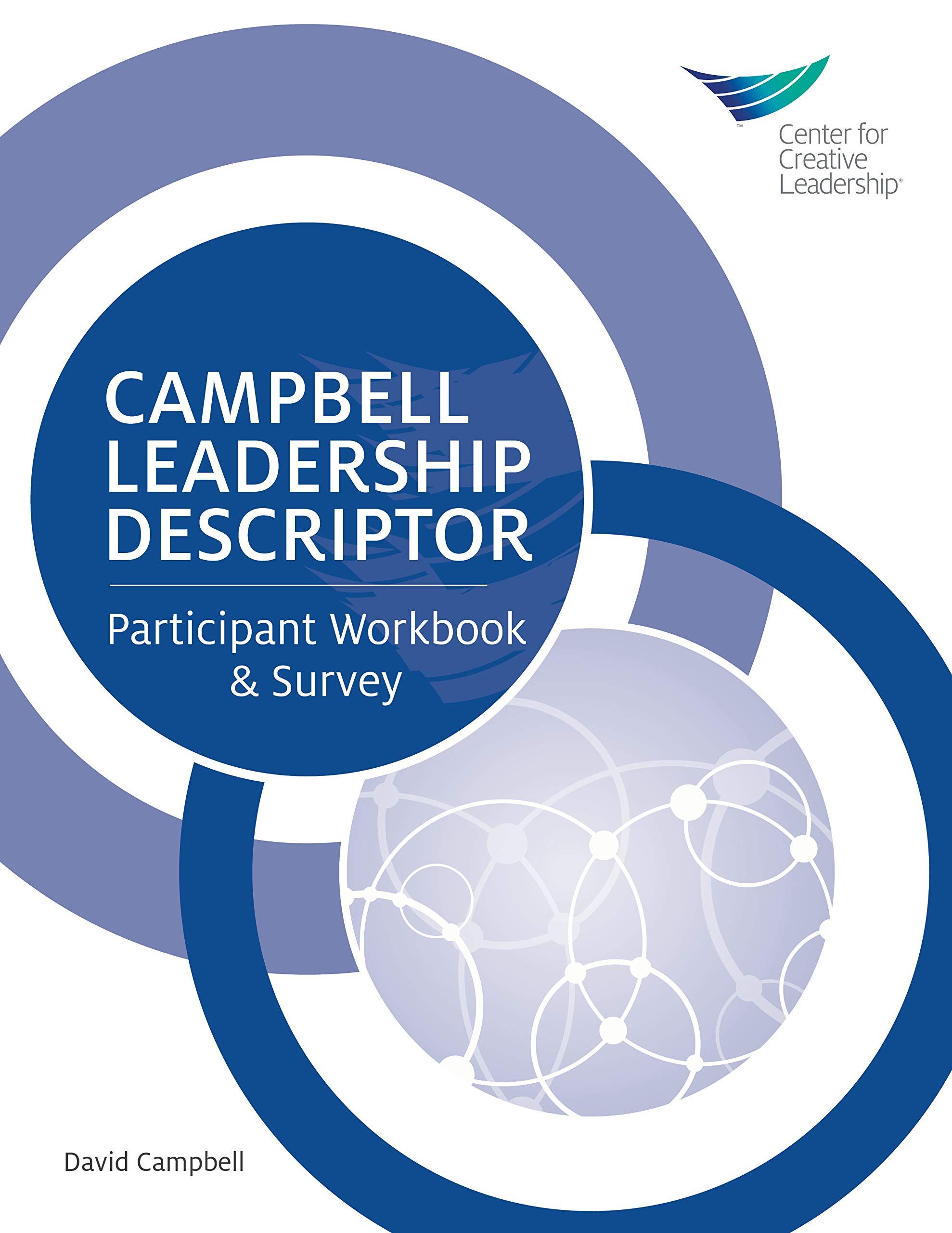Campbell Leadership Descriptor Participant Workbook & Survey