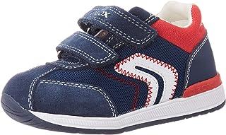 GEOX Baby Boys' B Rishon B Low-Top Sneakers, Blue (Navy C4002)