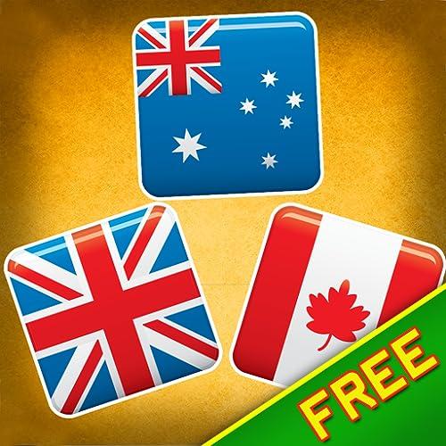 Flaggen der Welt: die United Earth Nation Puzzle - Gratis-Edition