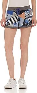 Roxy Indarun Pantalón Cortos de Running, Mujer