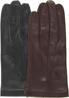 Fratelli Orsini Men's Italian Unlined Leather Gloves