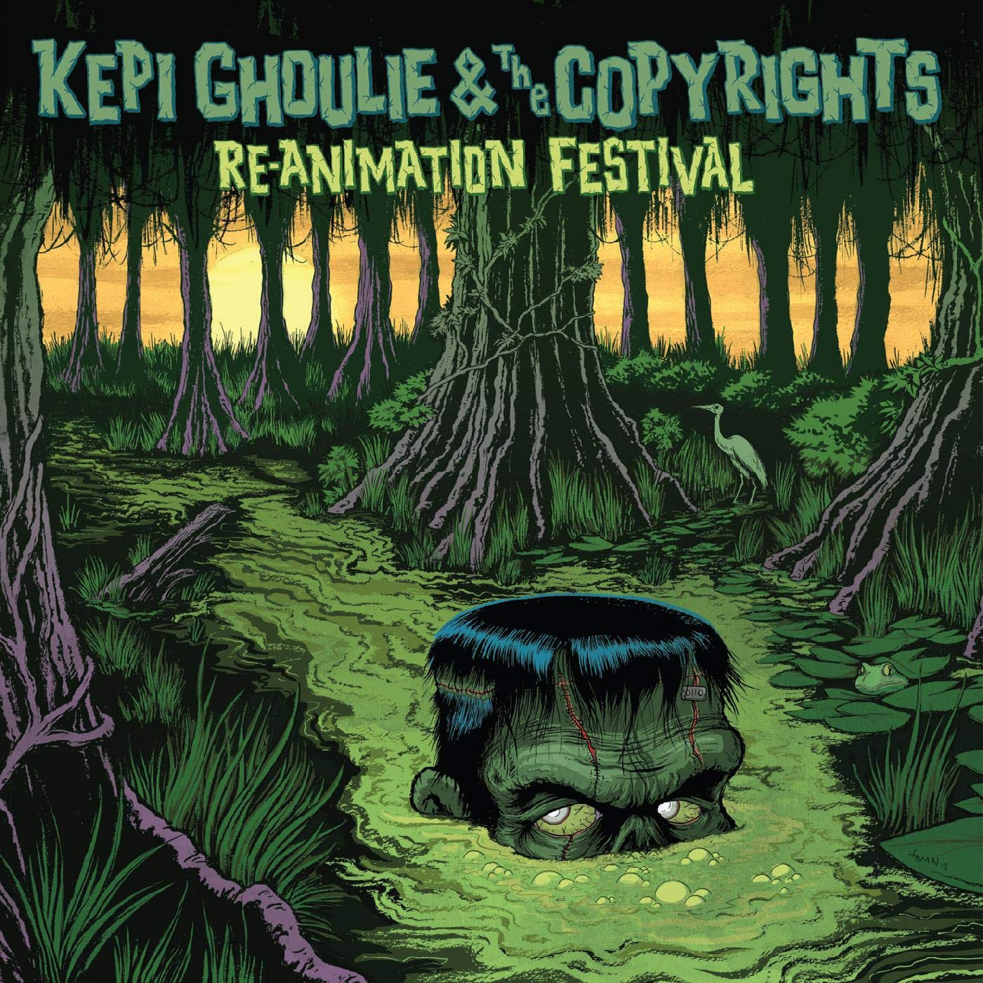 Kepi Ghoulie & The Copyrights – Re-animation Festival (2019) [FLAC]