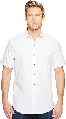 Cullen Short Sleeve Woven Shirt