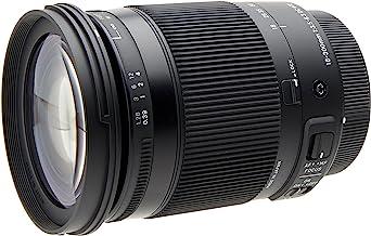 Sigma 18-300mm F3,5-6,3 DC Macro OS HSM Contemporary Objektiv (72mm Filtergewinde) für Canon Objektivbajonett
