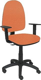 PIQUERAS Y CRESPO 04cpbali363b24–Chaise de Bureau, Couleur Marron