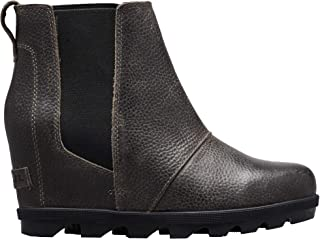 Women's Joan of Arctic Wedge II Chelsea Boots, Quarry,