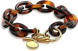 resin chain link bracelet