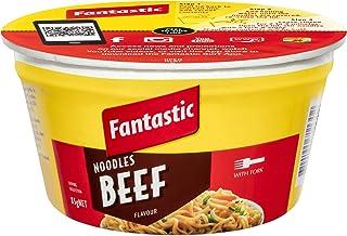 Fantastic Bowl Noodle, Beef, 85g
