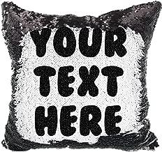 Best sequin pillow with hidden message Reviews