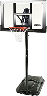 Lifetime Portable Basketball System with Shatterproof Backboard