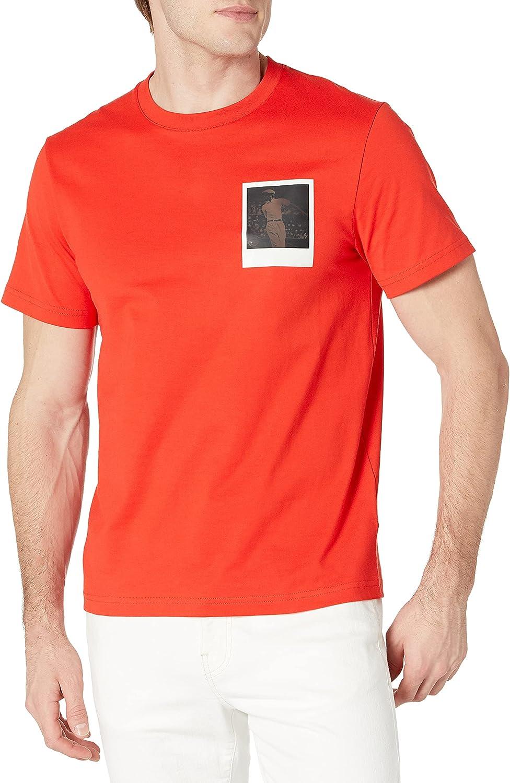 gift Lacoste Men's Short Sleeve T-Shirt Picture Quantity limited Croc Polaroid