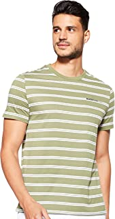 Fred Perry Mens Twin Tipped T-Shirt