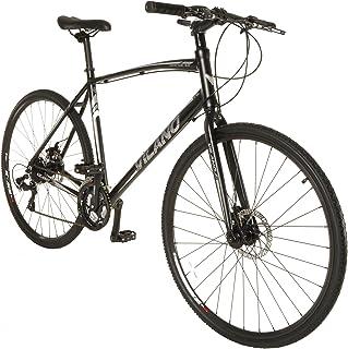 Vilano Diverse 3.0 Performance Hybrid Road Bike 24 Speed...
