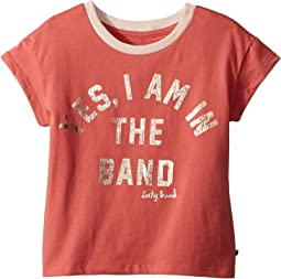 Lucky Brand Kids Paola Tee (Little Kids)