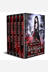 The Legacy of a Vampire Witch: The Complete Urban Fantasy Boxset Kindle Edition