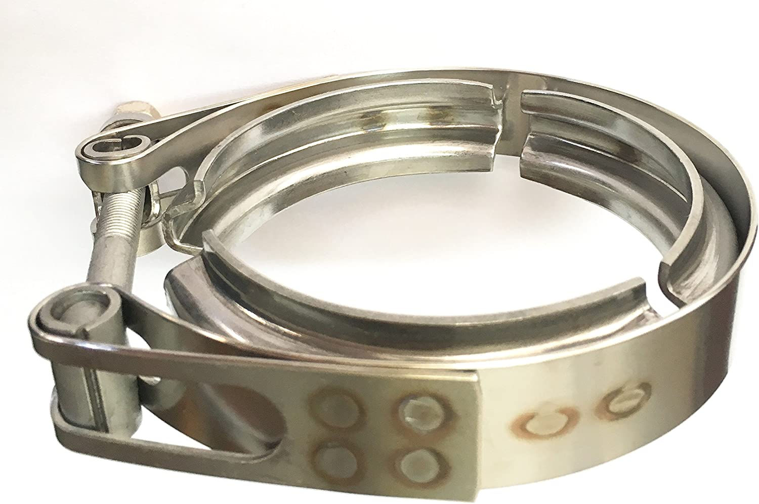 OBX Universal Stainless Steel V-Band VBand Clamp 2.75-3.06