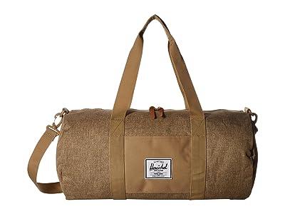 Herschel Supply Co. Sutton Mid-Volume (Kelp Crosshatch/Kelp) Duffel Bags