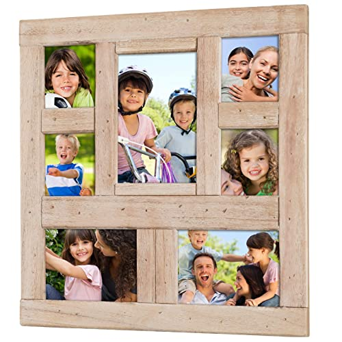 Distressed Collage Picture Frame Amazoncom