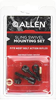 Allen Gun Sling Swivel Mounting Hardware, Bolt Action Rifles