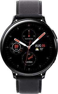 Samsung Galaxy Watch Active 2 (44MM, GPS, Bluetooth, Unlocked LTE) Smart Watch with Advanced...