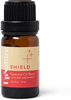 Shield Thieves Essential Oil Blend - 100% Pure Essential Oil - Keep Immunity On Guard - Fights Germs - Prevent Illness - Relieves Cold & Cough Thieves Oil