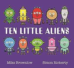 Ten Little Aliens (English Edition)