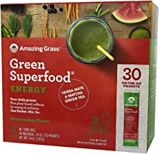 product image for Amazing Grass Green Super Food Water Melon (30Count .24 Oz Net Wt 7.4 Oz),