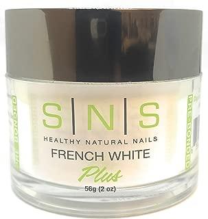 SNS Nail Dipping Powder, 2 oz, White