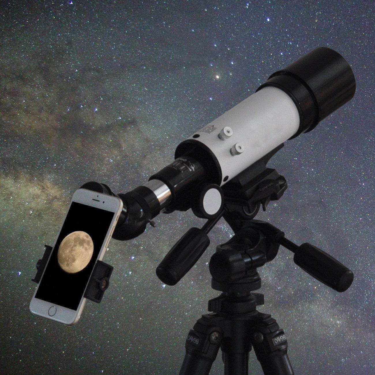 solomark (1,25) Adapter – 10 mm, diseño Kellner – Ocular Ocular de ...