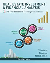 Real Estate Investment & Financial Analysis: The Four Essentials of Building Wealth with Realty
