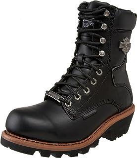 45b1bcb067b Amazon.com: Hook & Loop - Motorcycle & Combat / Boots: Clothing ...